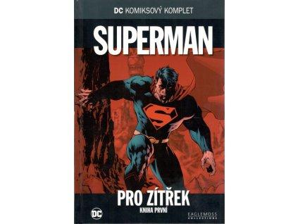 394194 dckk 9 superman pro zitrek kniha 1 novy
