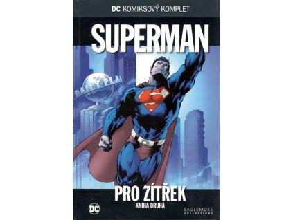 394197 dckk 10 superman pro zitrek kniha 2 novy