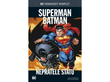 394206 dckk 13 superman batman nepratele statu novy