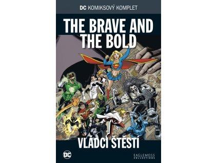 394230 dckk 21 the brave and the bold vladci stesti novy