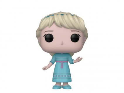 Funko POP! Frozen 2 - Young Elsa Vinyl Figure 10cm
