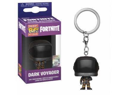 Funko POP! Keychain Fortnite - Dark Voyager Vinyl Figure 4cm