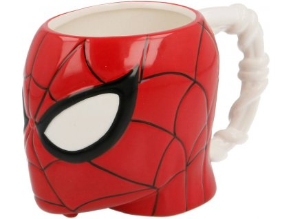 Marvel 3D Mug Spider-Man