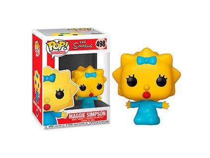 440213 figurka funko pop simpsons maggie