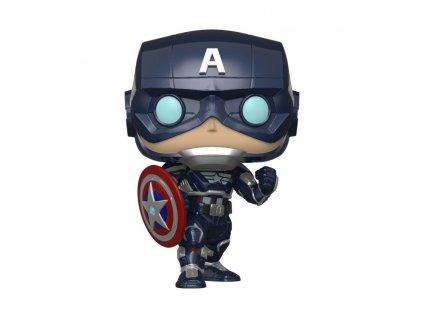 Marvel's Avengers (2020 video game) - Captain America
