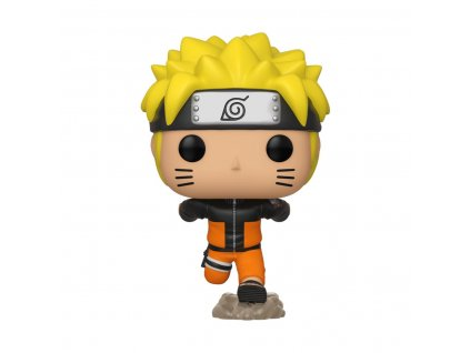 Naruto POP! Animation Vinyl Figure Naruto Running 9 cm