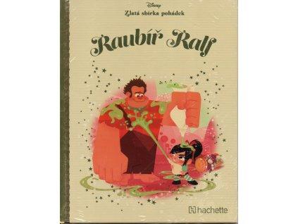 Zlatá sbírka pohádek Raubíř Ralf (28)
