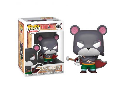 Figurka Funko POP! Fairy Tail - Pantherlily