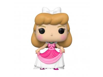 Funko POP! Cinderella - Cinderella in Pink Dress Vinyl Figure 10cm