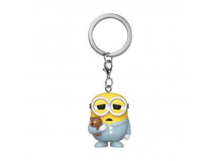 Minions II Pocket POP! Vinyl Keychain Pajama Bob 4 cm