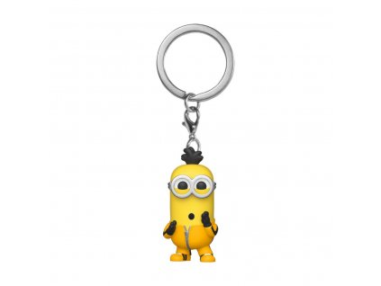 Minions II Pocket POP! Vinyl Keychain Kung Fu Kevin 4 cm Keyrings Minions