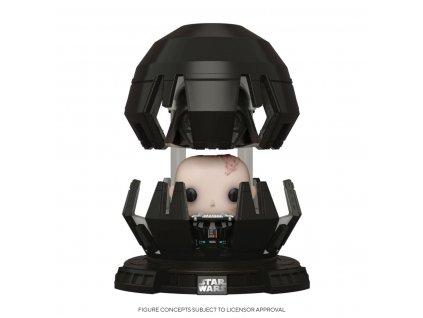 Funko POP! Deluxe Star Wars - Darth Vader in Meditation Chamber Vinyl Figure
