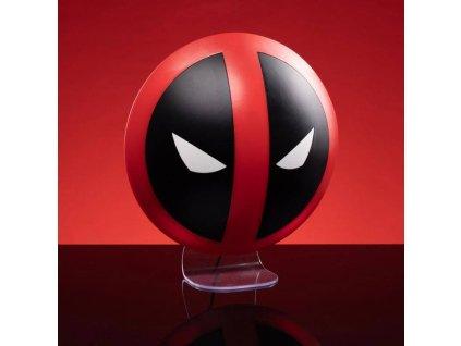 Deadpool Logo 3D světlo 10 cm