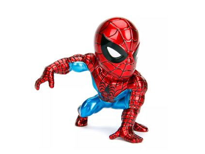 Metals Diecast Mini Figure: Spider-Man