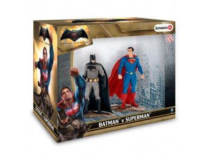 Figurky Batman vs Superman