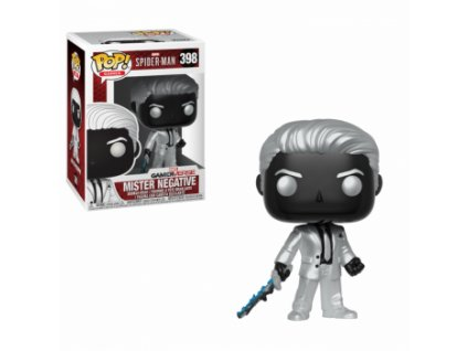 Funko POP! Spider-Man - Mister Negative Vinyl Figure