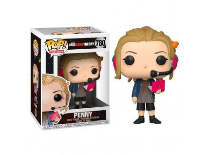 Figurka Funko POP! Big Bang Theory  - Penny