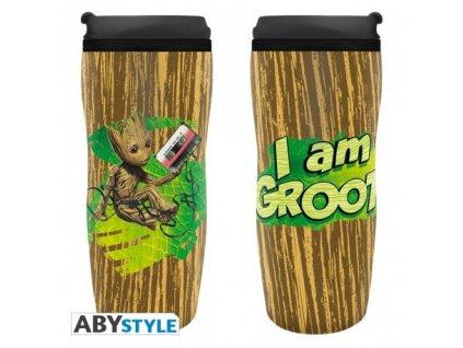 """Cestovní hrnek """"Groot"""""""