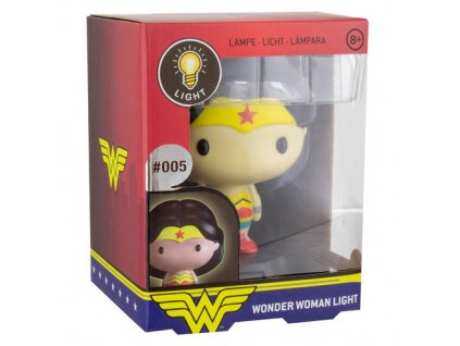 Lampička DC Comics Wonder Woman