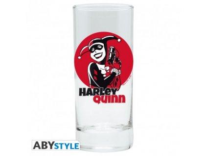 Sklenička DC COMICS Harley Quinn