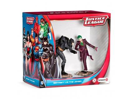 DC Comics figurky Batman vs The Joker
