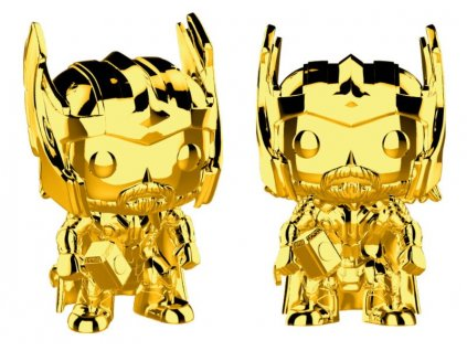 Figurka Funko POP! Marvel Studios 10 - Thor [Chrome]