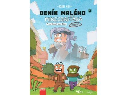 Deník malého Minecrafťáka: komiks 2 - Balada o Podsvětí