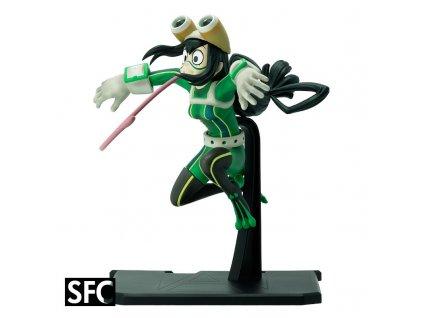 my hero academia figurine tsuyu asui x2