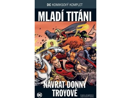 DCKK 94: Mladí Titáni: Návrat Donny Troyové (nový)