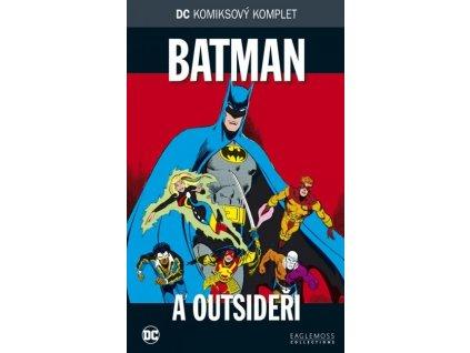 DCKK 95: Batman a Outsideři  (nový)