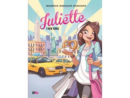 0061255718 Juliette v New Yorku obalka predni 1