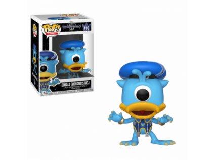 Funko POP! Kingdom Hearts 3: Donald (Monsters Inc.) Vinyl Figure 10cm