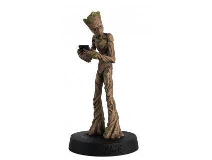 Marvel Movie Collection 1/16 Groot (Teenage) 13 cm