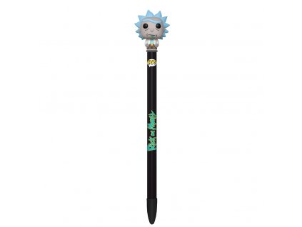 00 funko collectible rick and morty pop pen topper rick