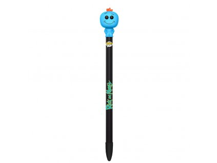 00 funko collectible rick and morty pop pen topper mr meeseeks