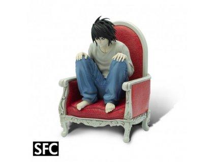 death note figurine l x2
