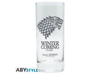 game of thrones glass stark x2