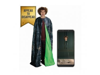 harry potter invisibility cloak standard