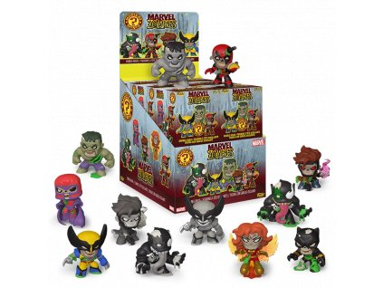 marvel zombies blindbox
