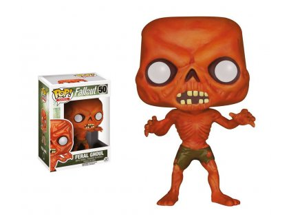 fallout figurka pop feral ghoul 0