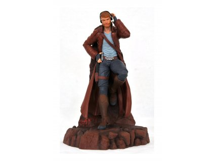 Marvel Comic Gallery PVC Statue Star-Lord Exclusive 23 cm