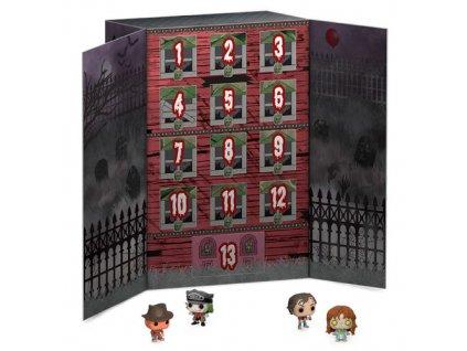 Pocket POP! Adventní kalendář 13denní Spooky Countdown