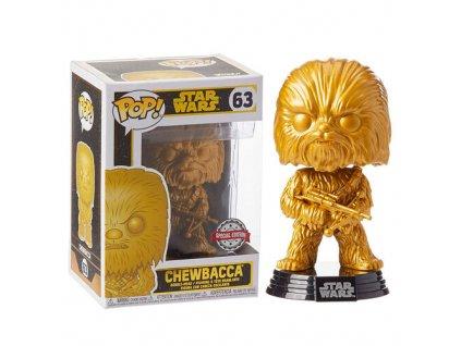 Figurka Funko POP! Star Wars Chewbacca [Exclusive]