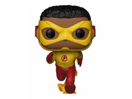 428159 figurka funko pop the flash kid flash