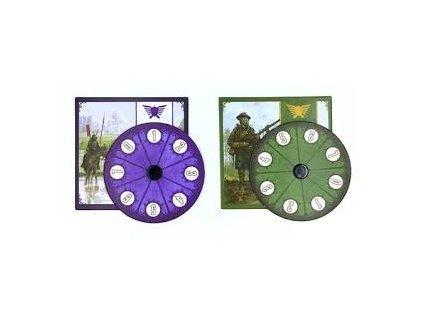 Scythe - 2 power dials rozšíření