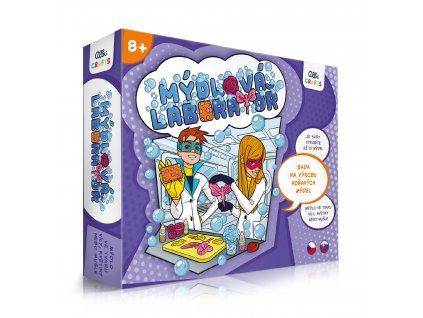 Mýdlová laboratoř - Crafts