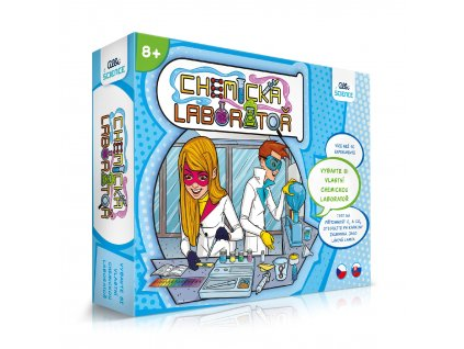 Chemická laboratoř - Science