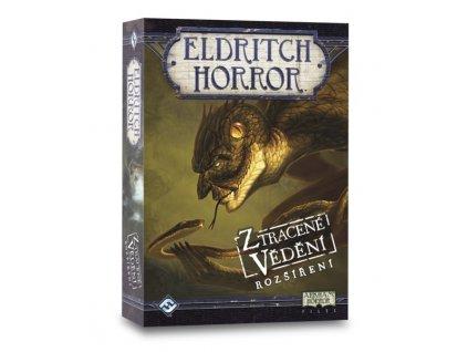 Eldritch Horror: rozšíření - Ztracené vědění