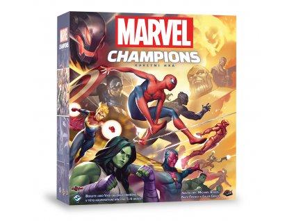 Marvel Champions LCG: základní hra