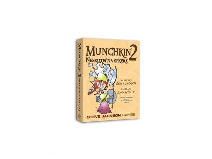 Munchkin - rozšíření 2.
